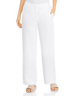 Eileen Fisher - Wide-Leg Pants