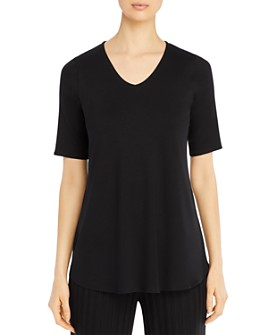 Eileen Fisher - V-Neck Tunic