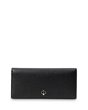 kate spade new york Polly Bi-Fold Continental Wallet-Handbags