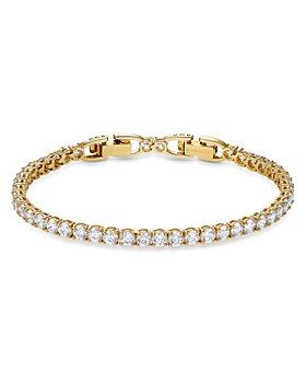 Swarovski - Crystal Tennis Deluxe Bracelet