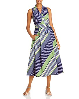 Tory Burch - Overprinted Wrap Dress