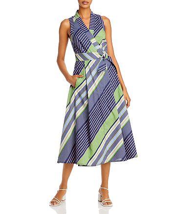 Tory Burch - Overprinted Wrap Dress