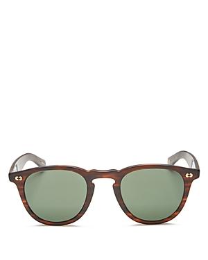 Unisex Hampton X Round Sunglasses