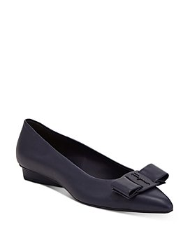 Salvatore Ferragamo - Women's Viva Embellished Slip On Pumps