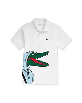 Lacoste - Boy's Graphic Polo Shirt - Little Kid, Big Kid