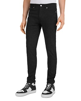 The Kooples - Slim-Fit Black Jeans