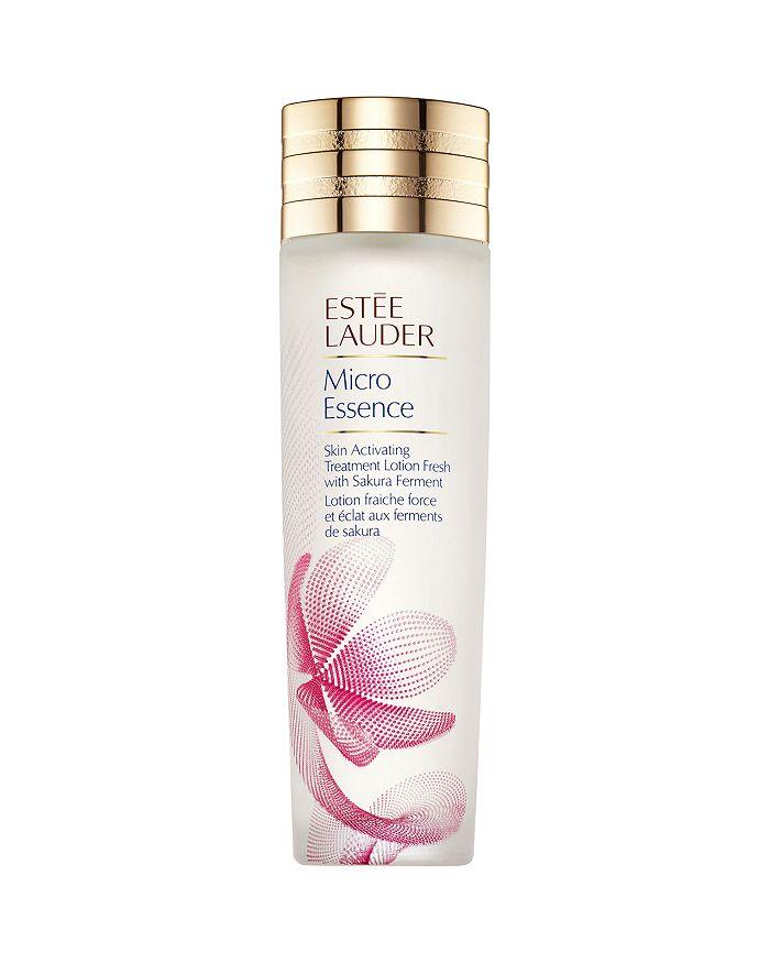 Estée Lauder - Micro Essence Skin Activating Treatment Lotion Fresh with Sakura Ferment 6.8 oz.