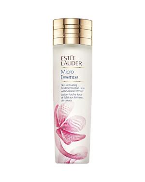 Estee Lauder Micro Essence Skin Activating Treatment Lotion Fresh with Sakura Ferment 6.8 oz.