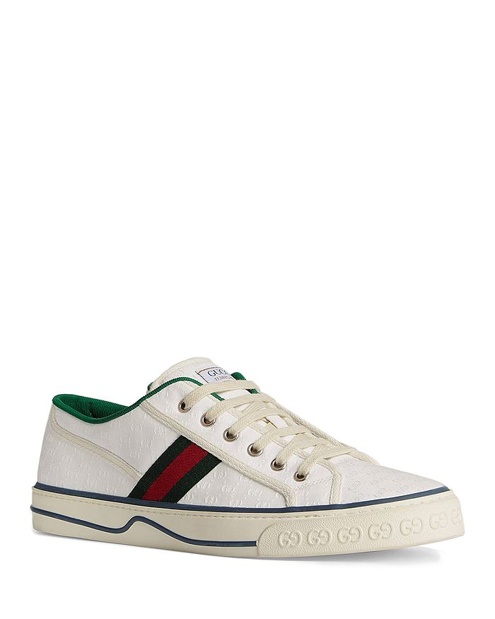 Gucci - Men's Tennis 1977 Lace Up Sneakers