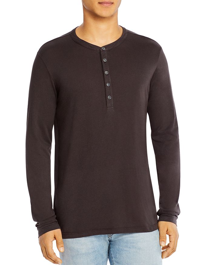 Velvet by Graham & Spencer - Alvaro Long Sleeve Henley