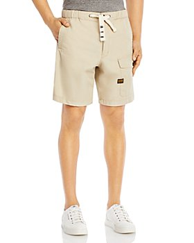 G-STAR RAW - Cotton Pocket Shorts
