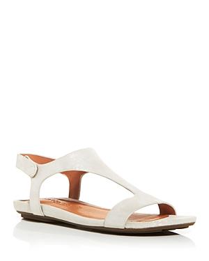 Women's Lark Slim T-Strap Sandals