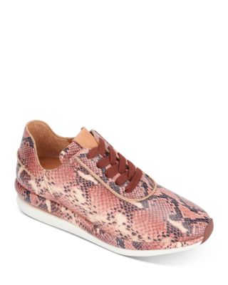Gentle Souls by Kenneth Cole Womens Raina 2 Laceup Fashion Jogger Sneaker