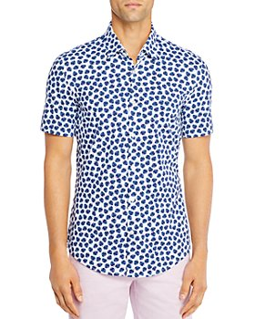 BOSS - Ronn Printed Shirt
