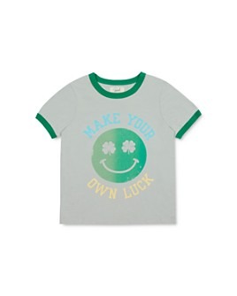 Peek Kids - Boys' Brentley Make Your Own Luck Tee - Little Kid, Big Kid