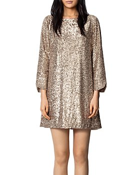 Zadig & Voltaire - Sequined Short Dress