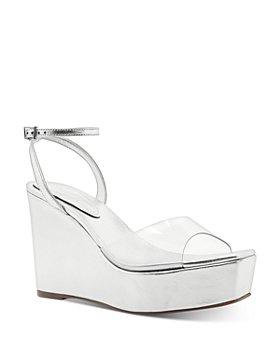 SCHUTZ - Women's Divany Platform Wedge Sandals