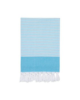 Linum Home Textiles - Elegant Thin Stripe Pestemal Beach Towel