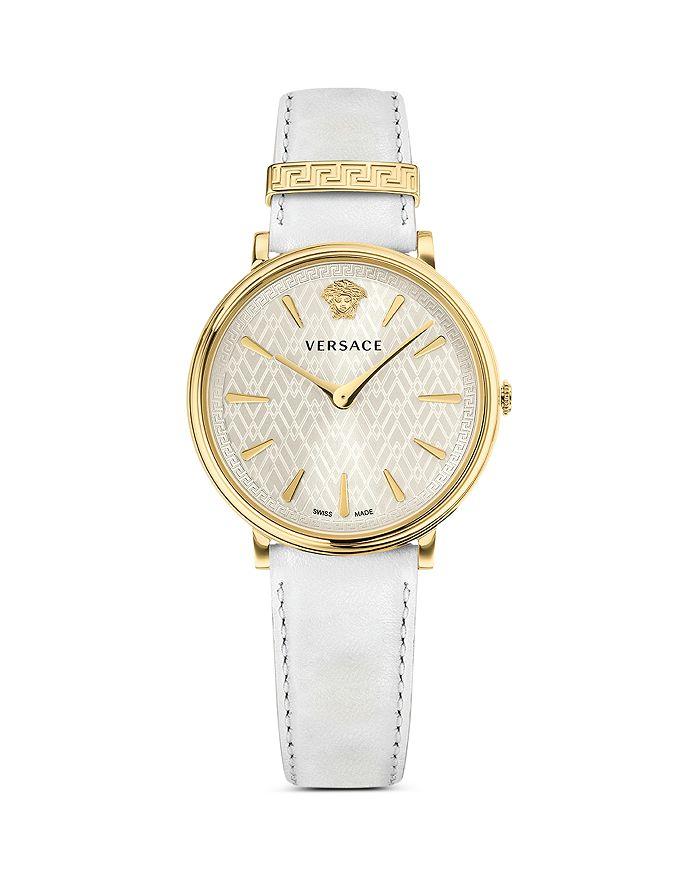 Versace - V-Circle Watch, 38mm
