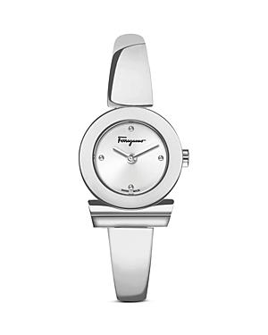 Salvatore Ferragamo Gancino Watch, 27mm