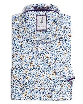 Robert Graham - Mullins Floral Pattern Regular Fit Dress Shirt