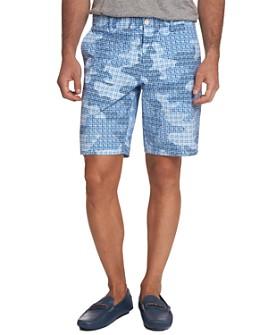 Robert Graham - Bottas Cotton Stretch Classic Fit Shorts