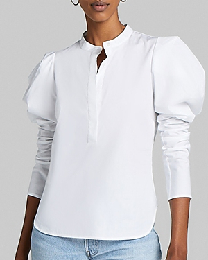 A.l.c. Hudson Puff-Sleeve Top-Women