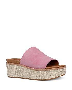 FitFlop - Women's Eloise Espadrille Slide Sandals