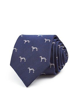 Paul Smith - Dog Silk Skinny Tie