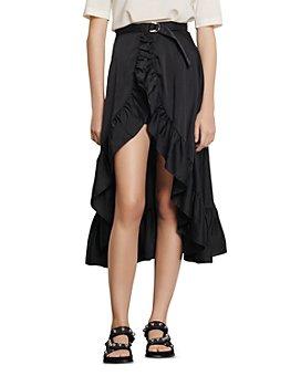 Sandro - Ilona Wrap Skirt
