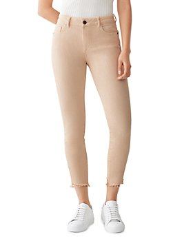 DL1961 - Florence Cropped Skinny Jeans in Vacarro
