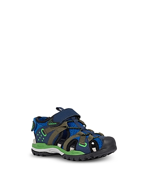 Geox Boys' J Borealis Sandals - Toddler, Little Kid