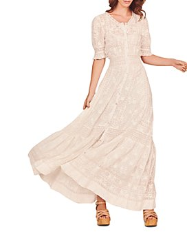 LoveShackFancy - Minka Maxi Dress