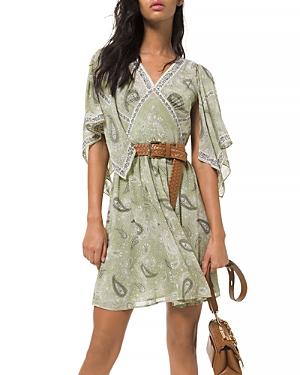 Michael Michael Kors Paisley Scarf Dress-Women