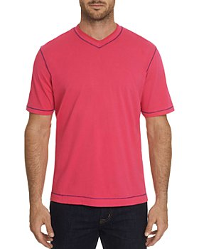 Robert Graham - Maxfield V-Neck Tee