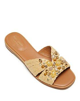 kate spade new york - Women's Dock Crystal Sandals