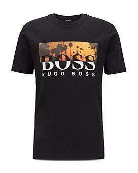 BOSS - Sunset Crewneck Tee
