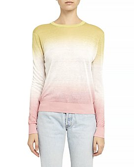 Theory - Dual Ombré Sweater