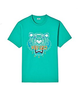 Kenzo - Men's Classic Tiger Graphic Tee