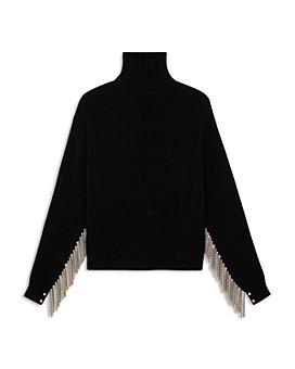 CHRISTOPHER KANE - Embellished Turtleneck Sweater