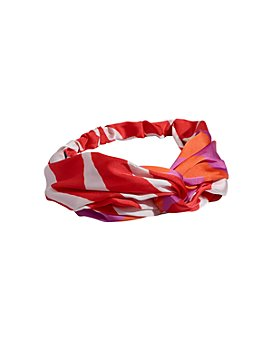 Echo - Geo Soft Twist Headband
