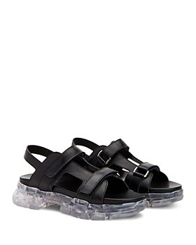 Aquatalia - Women's Darby Strappy Wedge Sandals