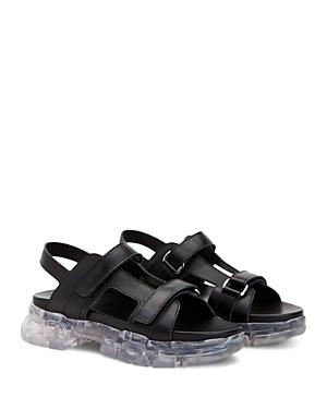 Aquatalia Women\\\'s Darby Strappy Wedge Sandals