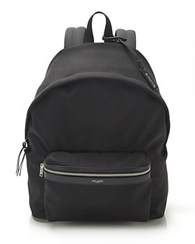 Saint Laurent - City Canvas Backpack