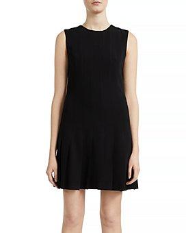 Theory - Admira Pintuck Dress