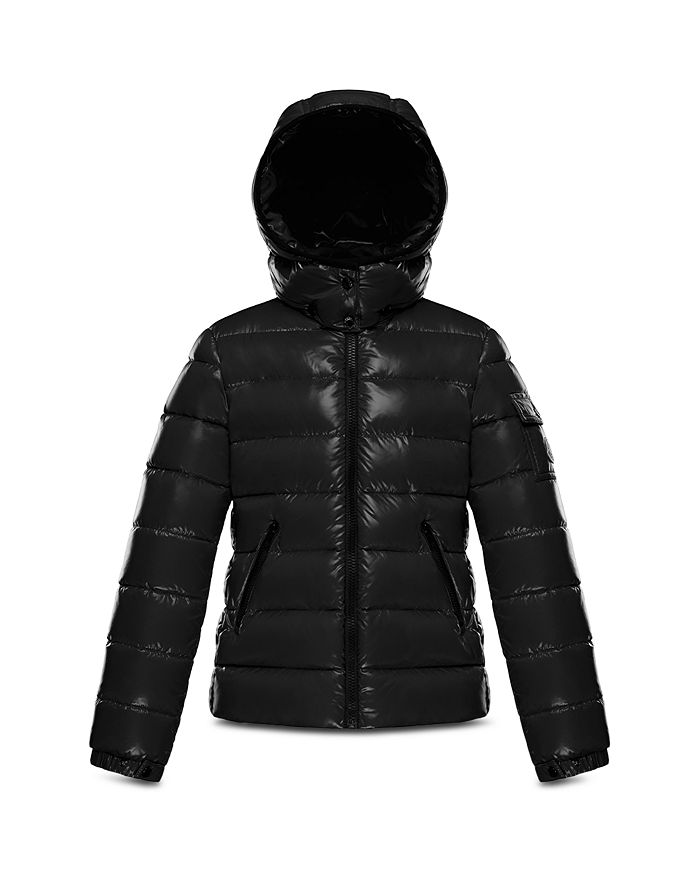 Moncler - Unisex Bady Hooded Down Jacket - Little Kid, Big Kid