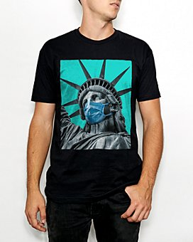 Kid Dangerous - Statue of Liberty Graphic Tee