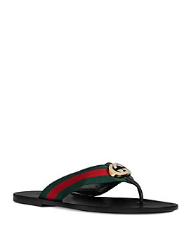 Gucci - Men's Kika Thong Sandals