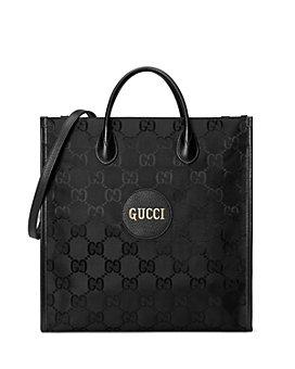 Gucci - Eco GG Nylon Long Tote
