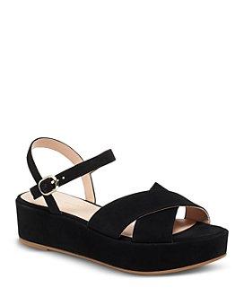 kate spade new york - Women's Bunton Strappy Platform Sandals